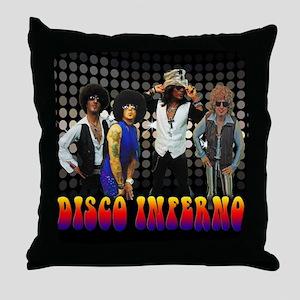 2014 DI Group Throw Pillow