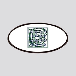 Monogram - Campbell Patches