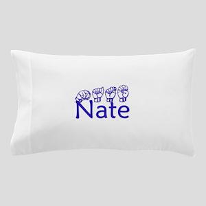 Nate Pillow Case