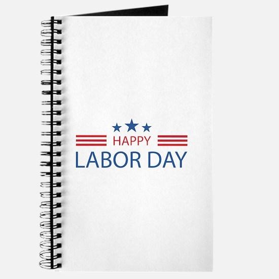 Happy Labor Day Journal