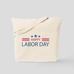 Happy Labor Day Tote Bag