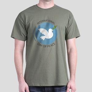 Day Of Peace Dark T-Shirt