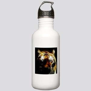 Glow Tiger Stainless Water Bottle 1.0L