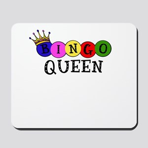 Bingo Queen Mousepad
