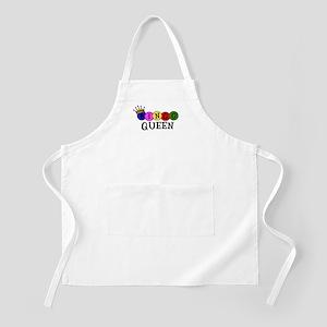 Bingo Queen BBQ Apron