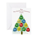 NUTin' for Christmas - Greeting Cards (Pk of 20)