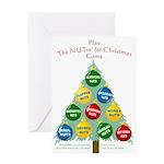 NUTin' for Christmas - Greeting Card