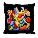Throw Pillow<br>Sea Shells