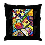 Throw Pillow<br>Dinner For One