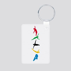 Diving Keychains