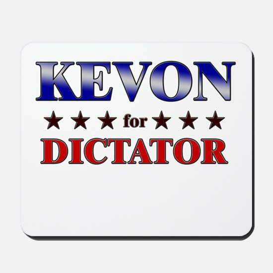 KEVON for dictator Mousepad