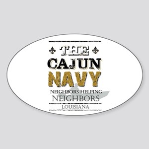 The Cajun Navy Neighbors Helping Neighbors Sticker