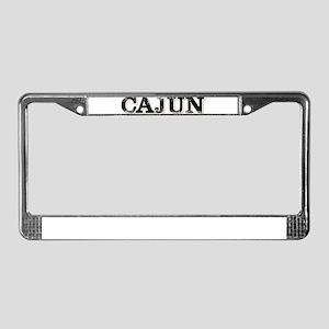 The Cajun Navy Neighbors Helpi License Plate Frame