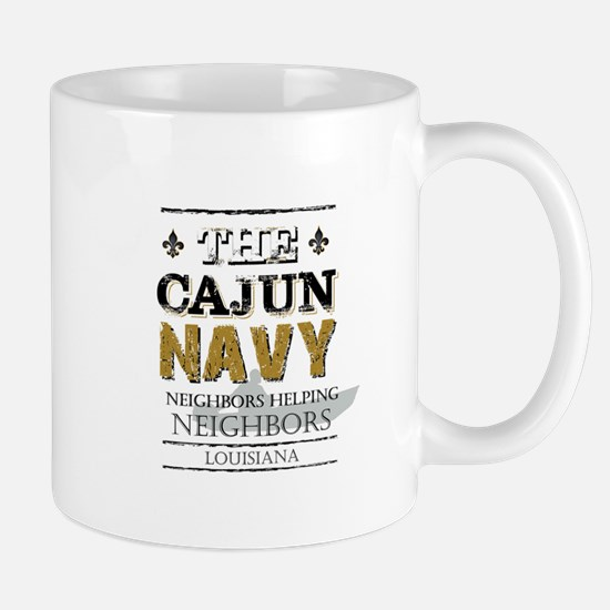The Cajun Navy Neighbors Helping Neighbors Mugs