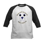 Bring a Smile Adopt Kids Baseball Jersey