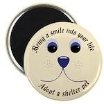 Bring a Smile Adopt Magnet