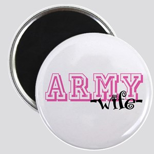 Army Wife - Jersey Style Magnet