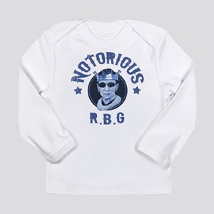 Notorious RBG III Long Sleeve T-Shirt