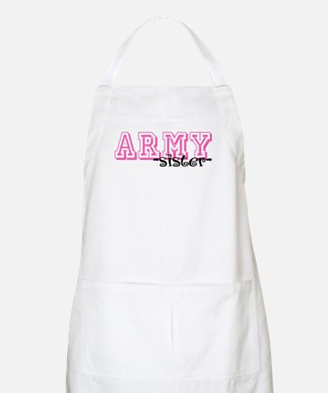 Army Sis - Jersey Style BBQ Apron