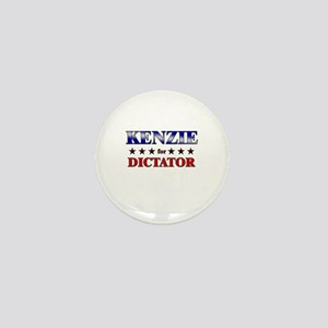 KENZIE for dictator Mini Button