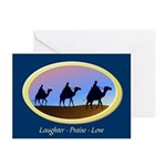 L-P-L Christmas Greeting Cards (Pk of 20)