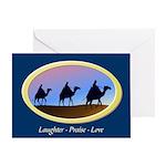 L-P-L Christmas - Single Card