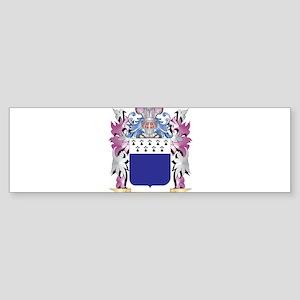 Kolakovic Coat of Arms - Family Cre Bumper Sticker