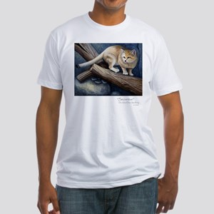 SandCat Fitted T-Shirt