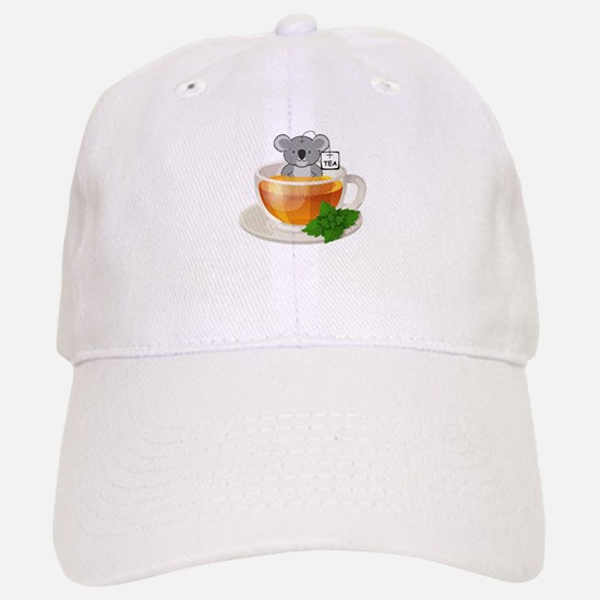 Koala-Tea (Quality) Baseball Baseball Cap