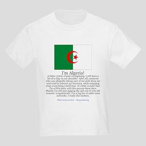 Algeria Kids Light T-Shirt