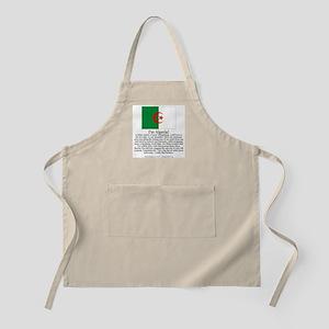 Algeria BBQ Apron