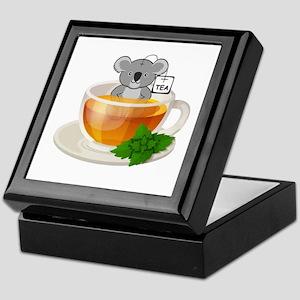 Koala-Tea (Quality) Keepsake Box
