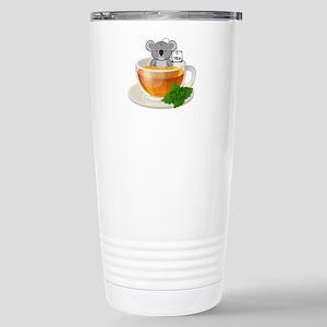 Koala-Tea (Quality) Stainless Steel Travel Mug