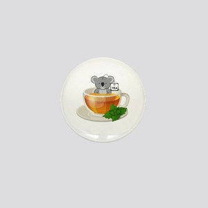 Koala-Tea (Quality) Mini Button