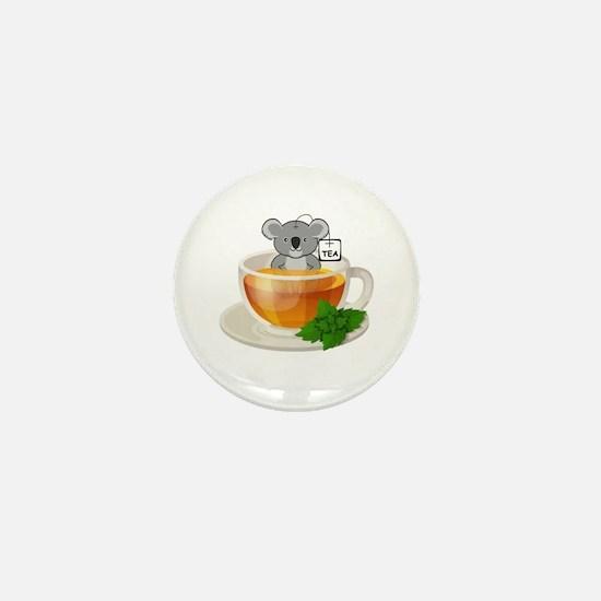 Koala-Tea (Quality) Mini Button