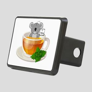 Koala-Tea (Quality) Rectangular Hitch Cover