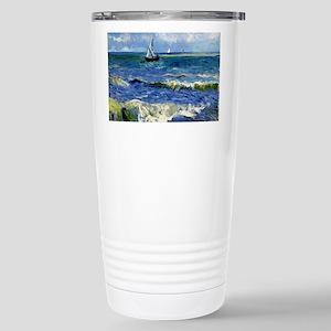 Vincent van Gogh Seascape near Les Saintes-Ma Mugs
