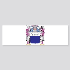 Kollatsch Coat of Arms - Family Cre Bumper Sticker