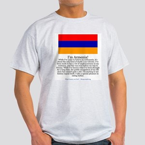 Armenia Light T-Shirt