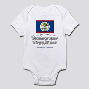 Belize Infant Bodysuit