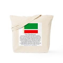 Chechnya Tote Bag
