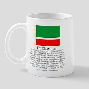 Chechnya Mug