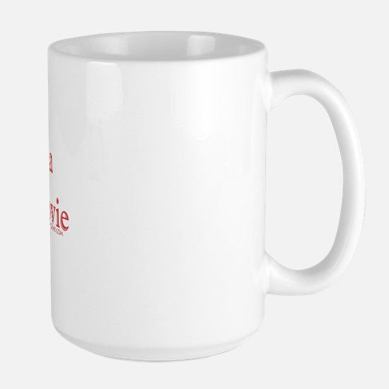 Never judge a book by it's movie Large Mug
