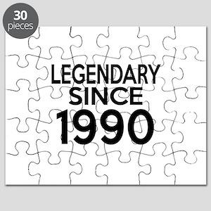 Legendary Since 1990 Puzzle