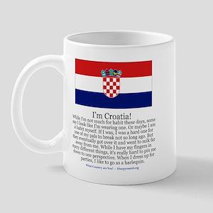 Croatia Mug