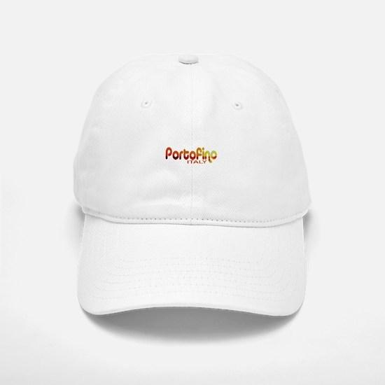 Portofino, Italy Baseball Baseball Cap