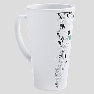 Dyno Designs 17 oz Latte Mug