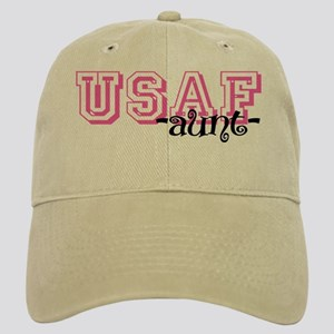 USAF Aunt - Jersey Style Cap