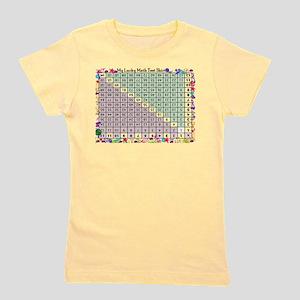 Upside down math char T-Shirt
