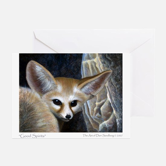 Fennec Greeting Cards (Pk of 20)
